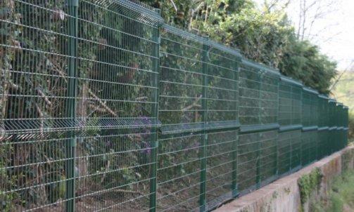 Pose de clôture Belz