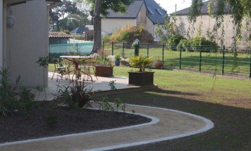 Création de jardin Belz
