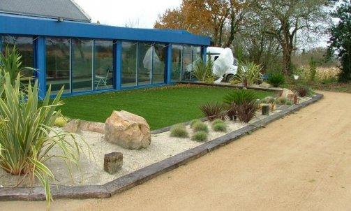 Aménagement de jardin Belz